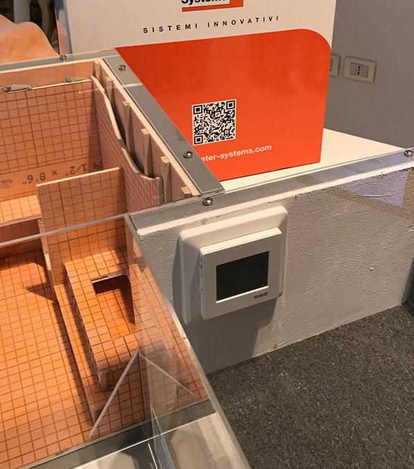 Natalucci in collaborazione con Schlüter: Sistemi innovativi di costruzione